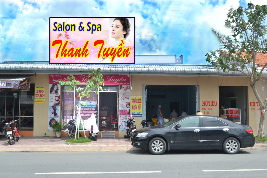 SALON SPA VĨNH LONG - SALON & SPA THANH TUYỀN